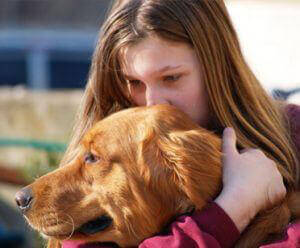 Calo Teens - Canine Therapy for Teens
