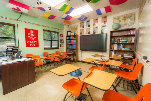 CALO High School Classroom